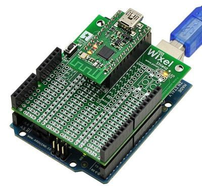 Wixel Arduino Wireless Communication Shield
