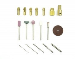WL-500 Mini Hand Drill Set - Thumbnail