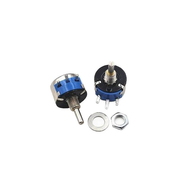 WX14-12L25 100 R Telli Metal Potansiyometre