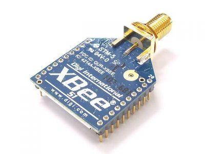 XBee 1 mW RP-SMA Anten - Seri 1 (ZigBee Mesh)- XB24-ASI-001