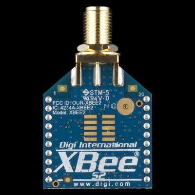 XBee 2 mW RPSMA - Seri 2 (ZigBee Mesh) XB24CZ7SIT-004