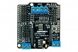 XBee and IO Expanding Shield for Arduino - Thumbnail