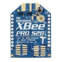 XBee Pro 2.4 GHz 60 mW RPSMA - Seri 1- XBP24-ASI-001 - Thumbnail