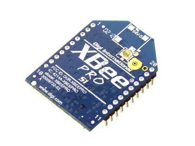 XBee Pro 2.4 GHz 60 mW (UFL Anten Konnektörlü) - Seri 1- XBP24-AUI-001