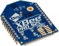 Digi - XBEE Pro 63mW PCB Antenna - Serial 2C (ZigBee Mesh) - XBP24-CZ7PIT-004