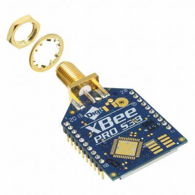 XBee PRO XSC Seri 3B 900 MHz 250 mW (RP-SMA) - XBP9B-XCST-001