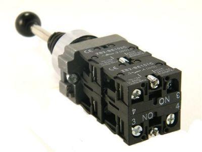 XD2PA24 4 Pozisyonlu Endüstriyel Joystick Çarpraz Anahtarı
