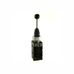 Robotistan - XD2PA24 4 Pozisyonlu Endüstriyel Joystick Çarpraz Anahtarı