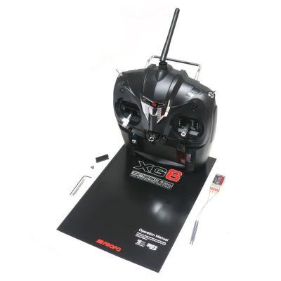 XG6 - 2.4GHz 6-CH Radio Control System (Mode 2)