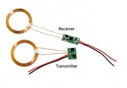 XKT-408 Kablosuz Şarj Modülü (5 V/500 mA) - Thumbnail