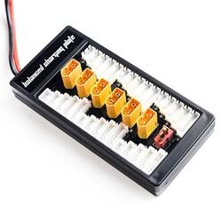 XT60 LiPo Paralel Şarj Kartı - Thumbnail