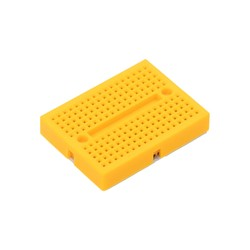 Robotistan - Yellow Mini Breadboard