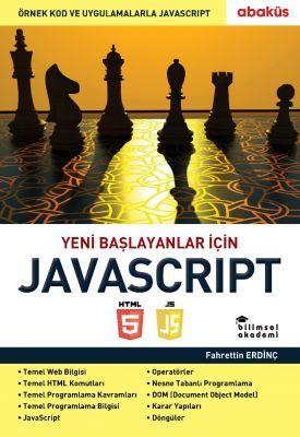 Yeni Başlayanlar İçin Javascript - Fahrettin Erdinç