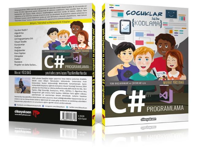 Yeni Başlayanlar ve Çocuklar için C# Programlama