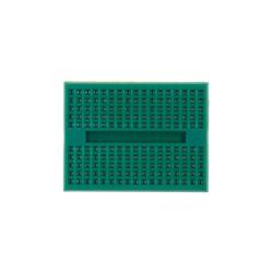 Yeşil Mini Breadboard - Thumbnail