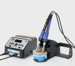 Yihua - Yihua 938D Antistatik Çift Havyalı Dijital Göstergeli Lehimleme İstasyonu
