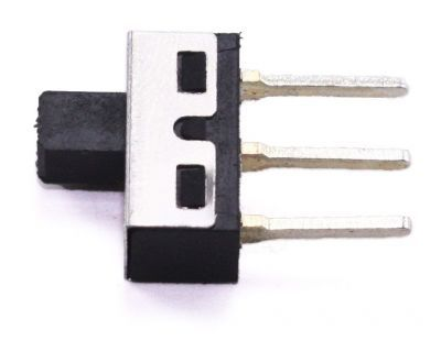 Yüksek Amperli Slide Switch - (13x7 mm)