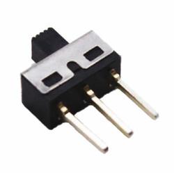 Robotistan - Yüksek Amperli Slide Switch - (13x7 mm)