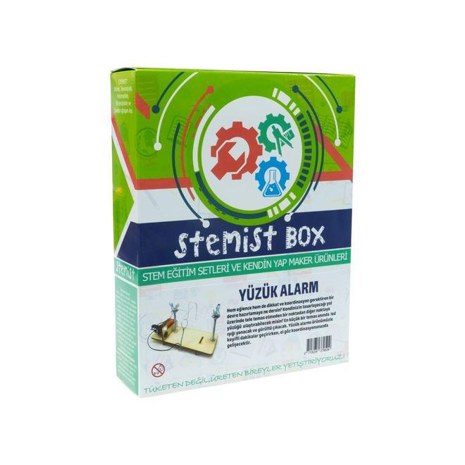 Stemist Box Yüzük Alarm