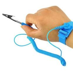 ZD 152 Wire Antistatic Wristband - Thumbnail
