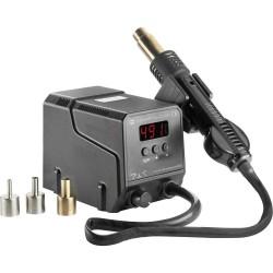 Marxlow - ZD-8908 Sıcak Hava Üflemeli ve Isı Ayarlı Havya (LCD Ekranlı)