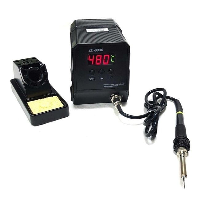 ZD-8936 Temperature Control Soldering Iron Station