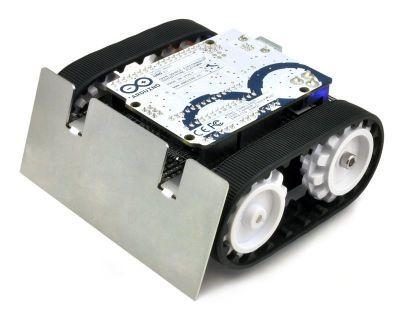 Zumo - Arduino Temelli Paletli Mini Sumo Robot Kiti - PL-2509