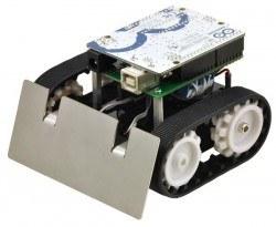 Zumo Blade - Mini Sumo Robot Kızağı - PL-1410 - Thumbnail