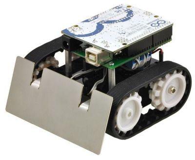 Zumo Blade - Mini Sumo Robot Kızağı - PL-1410