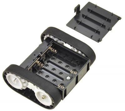 Zumo - Paletli Mini Sumo Robot Gövdesi - PL-1418
