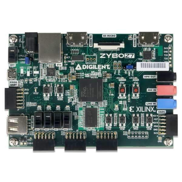 Zybo Z7-10 ARM&FPGA SoC