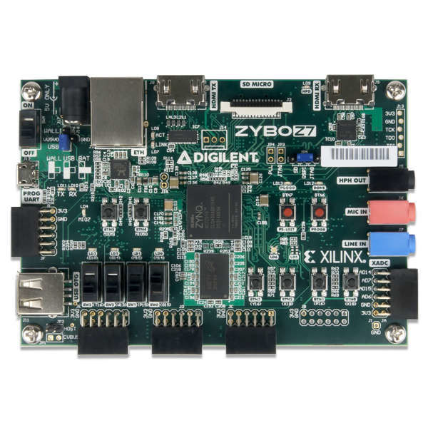Zybo Z7-20 ARM&FPGA SoC